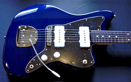 「Cat\'s Eye Blue PearlのPsychomaster」1本目が完成!_e0053731_16122436.jpg