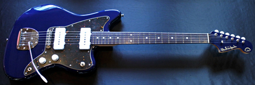 「Cat\'s Eye Blue PearlのPsychomaster」1本目が完成!_e0053731_16124241.jpg
