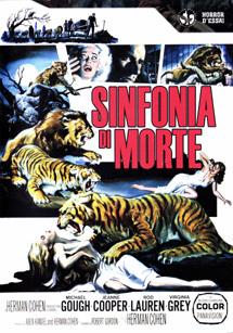 赤い野獣」 Black Zoo (1963) : なかざわひでゆき の毎日が映画三昧