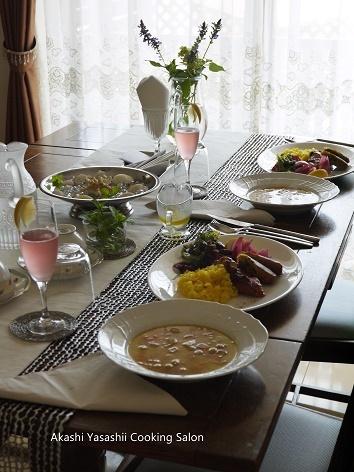 【レッスンレポ】8月リピートレッスン/スパイス料理終了です_f0361692_15230887.jpg