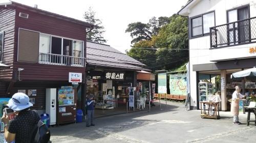 山登り②御岳山  楽チンコース_e0341099_09504561.jpg
