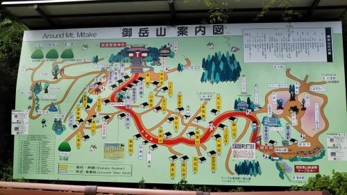 山登り②御岳山  楽チンコース_e0341099_09511379.jpg