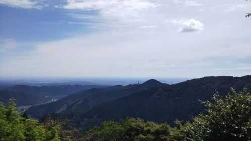 山登り②御岳山  楽チンコース_e0341099_09521731.jpg