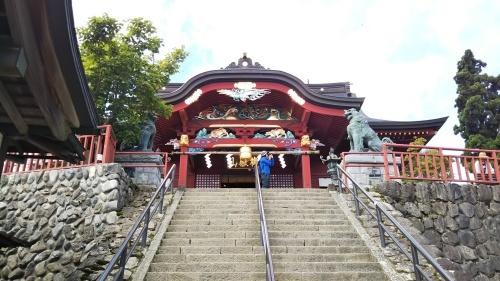 山登り②御岳山  楽チンコース_e0341099_10080033.jpg