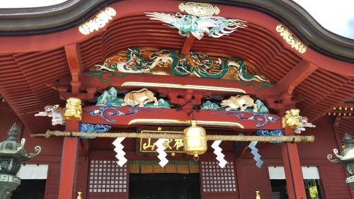山登り②御岳山  楽チンコース_e0341099_10100852.jpg
