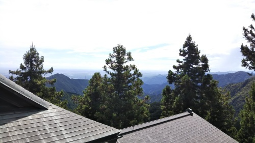 山登り②御岳山  楽チンコース_e0341099_10105187.jpg