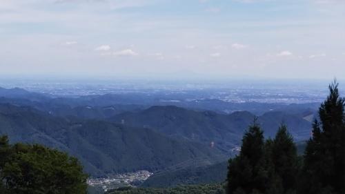 山登り②御岳山  楽チンコース_e0341099_10192447.jpg