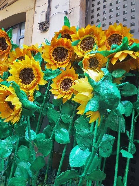 グラシア地区の夏祭り1_b0064411_03005054.jpg