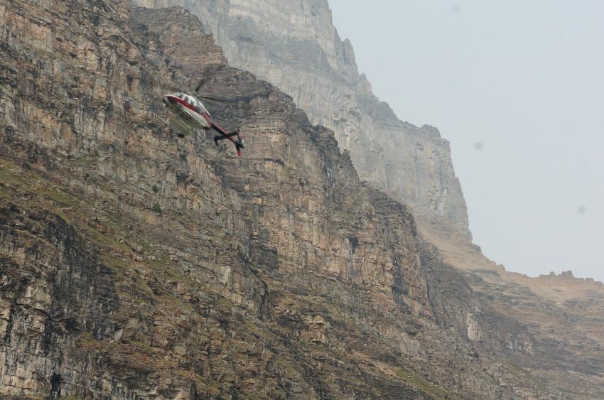 山岳救助の一部始終を見た ラーチバレー_d0112928_03153714.jpg