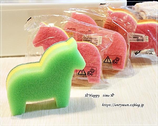 三つ編みトウモロコシと連休最終日はIKEAへGo~♪_f0348032_18305388.jpg