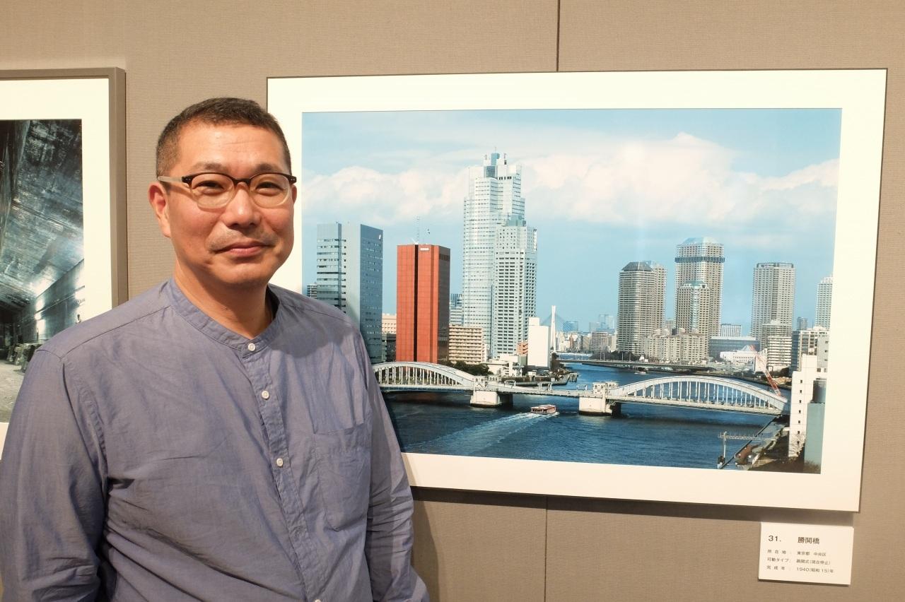 上岡弘和氏写真展「日本の可動橋」富士フイルム フォトサロン東京_f0050534_08004457.jpg