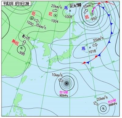 8月19日 バンシルーと台風のシーズン_d0113459_17233186.jpg