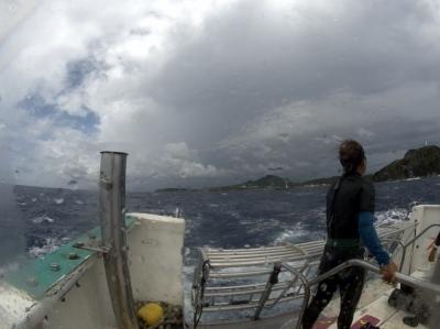 8月19日 バンシルーと台風のシーズン_d0113459_18481810.jpg