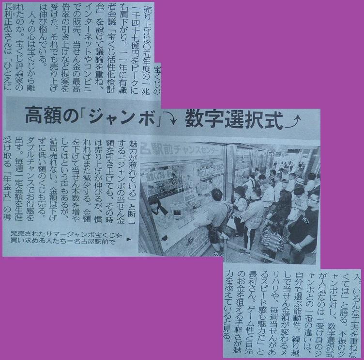 東京新聞にコメントを載せていただきました_f0070359_20412781.jpg