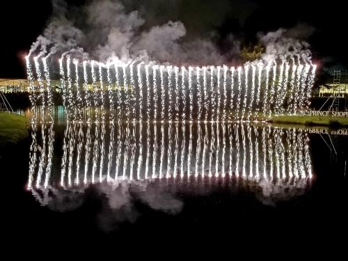 軽井沢・プリンスショッピングプラザ*今年の花火はひと味違った!_f0236260_01580207.jpg