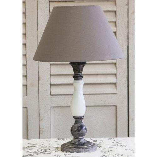 フレンチシャビーでセンスの良いテーブルランプ~❤_f0029571_18133759.jpg