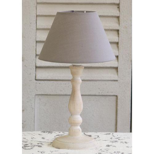 フレンチシャビーでセンスの良いテーブルランプ~❤_f0029571_18152138.jpg