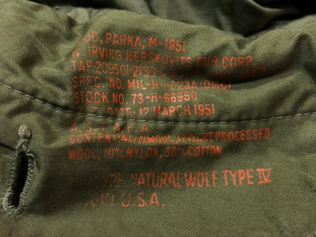 8月22日(水)大阪店、秋物ヴィンテージ入荷!!#2 U.S.Army&U.S.AirForce編!!(大阪アメ村店)_c0078587_17353353.jpg