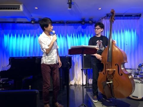 広島でジャズ  Jazzlive comin 8月20日月曜日のジャズライブ_b0115606_12035193.jpeg
