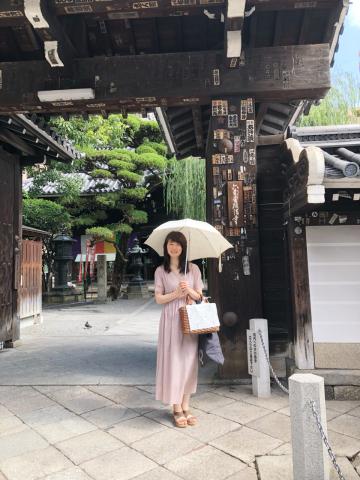 夏の想い出 母娘京都旅 1日目①_a0157409_20534133.jpeg