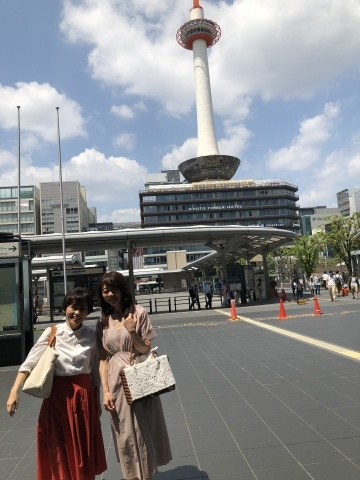 夏の想い出  母娘京都旅 1日目②_a0157409_21523958.jpeg