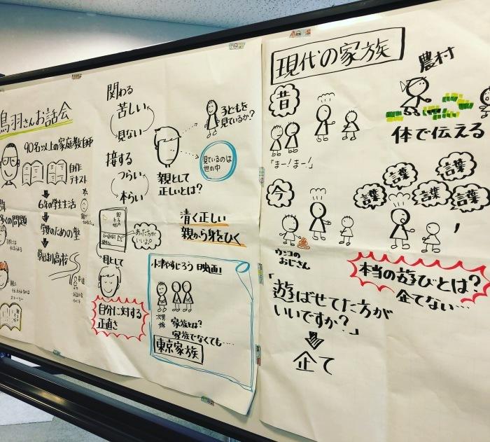 東京・下北沢の本屋B&Bにてトーク「さまざまな親と子のかたちについて」が開催されます_d0116009_02083770.jpg