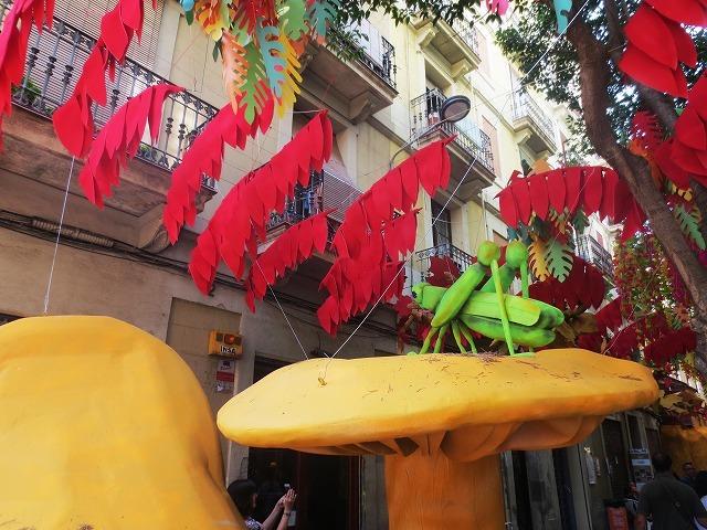 グラシア地区の夏祭り2_b0064411_23214421.jpg