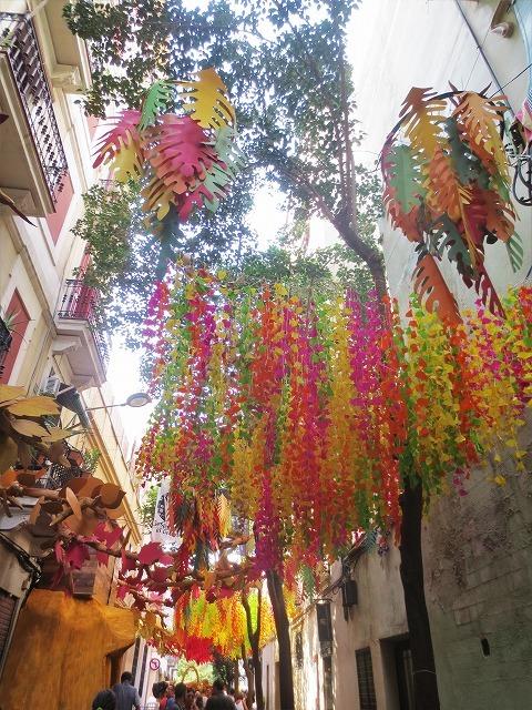 グラシア地区の夏祭り2_b0064411_23214522.jpg