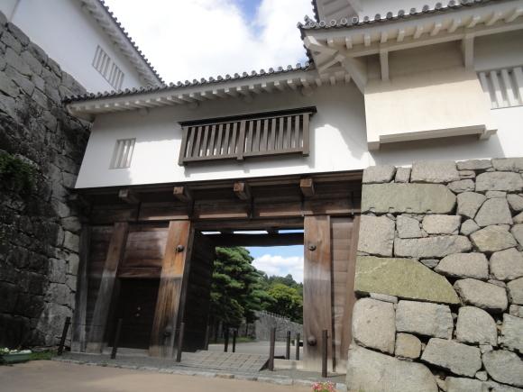 11番 二本松城_b0268916_09383600.jpg