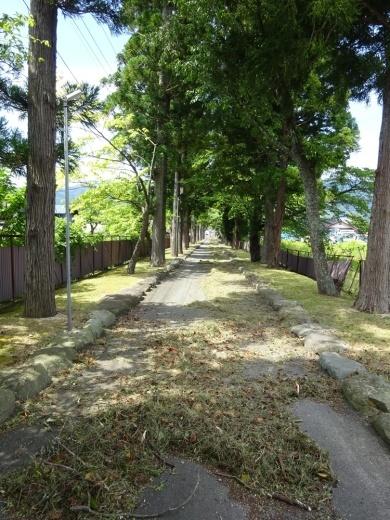 西参道舗装工事_c0111229_18425220.jpg