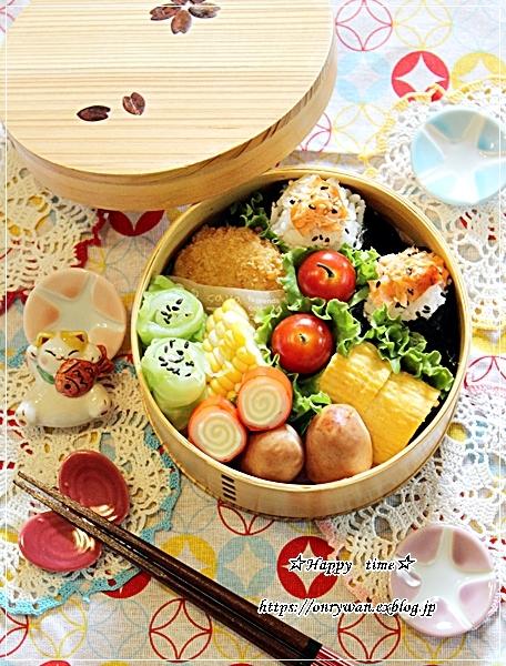 鮭のおむすび弁当と軽井沢日記①♪_f0348032_18324885.jpg