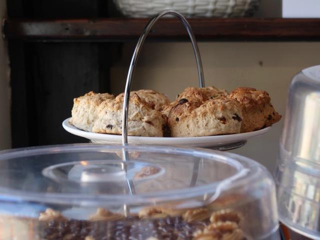 アランドルのティールーム Belinda\'s Tea Room_f0380234_23560860.jpg