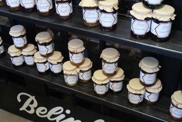 アランドルのティールーム Belinda\'s Tea Room_f0380234_23565508.jpg