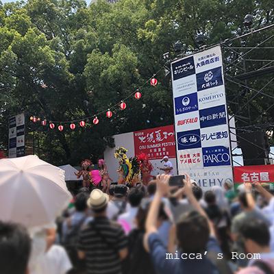 名古屋 大須夏祭りの風景_b0245038_14103055.jpg