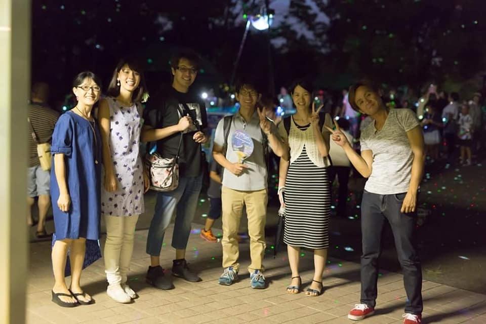東山動植物園 ナイトズー 2018_f0373339_12373167.jpg