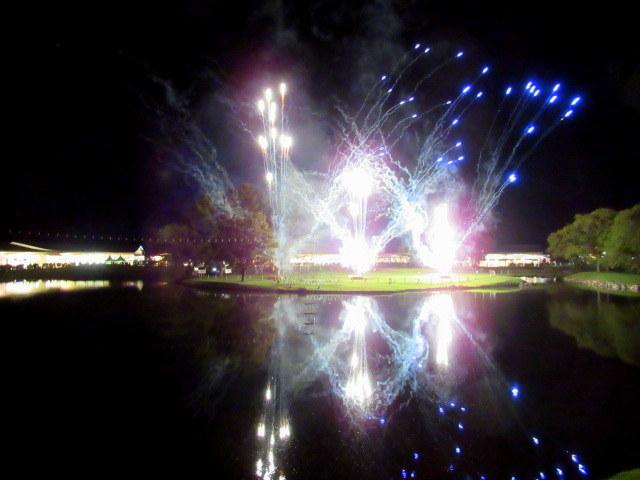 軽井沢・プリンスショッピングプラザ*今年の花火はひと味違った!_f0236260_12271596.jpg