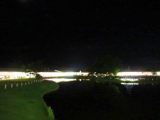 軽井沢・プリンスショッピングプラザ*今年の花火はひと味違った!_f0236260_12355374.jpg