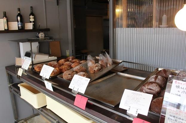 偶然見つけたパン屋さん「ポーズパン (PAUSE PANE)」期待できそう。_f0362073_14312211.jpg