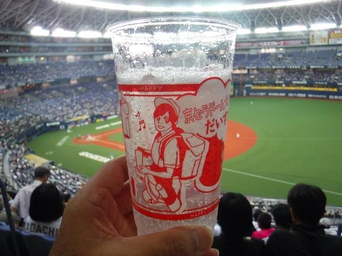 ◆京セラ大阪ドームプロ野球観戦 ~正しい野球観戦の仕方♪~_f0238779_20544268.jpg