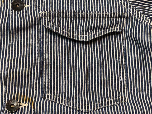 8月22日(水)大阪店、秋物ヴィンテージ入荷!!#6 Vintage Work編!ショップコート&カバーオール!!(大阪アメ村店)_c0078587_20162438.jpg