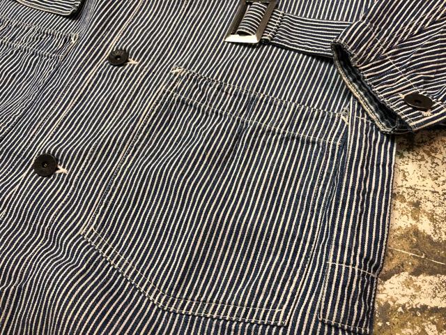 8月22日(水)大阪店、秋物ヴィンテージ入荷!!#6 Vintage Work編!ショップコート&カバーオール!!(大阪アメ村店)_c0078587_20163148.jpg
