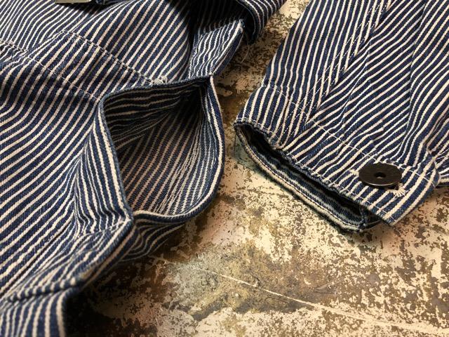 8月22日(水)大阪店、秋物ヴィンテージ入荷!!#6 Vintage Work編!ショップコート&カバーオール!!(大阪アメ村店)_c0078587_20172319.jpg