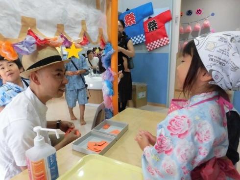 【千葉新田町園】夏まつり_a0267292_09204389.jpg
