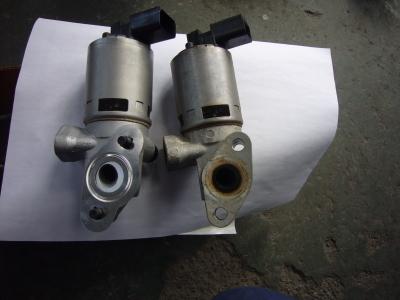 JEEP ラングラーアンリミテッド エンジン警告灯点灯 修理(EGRバルブ交換)_c0267693_14563587.jpg
