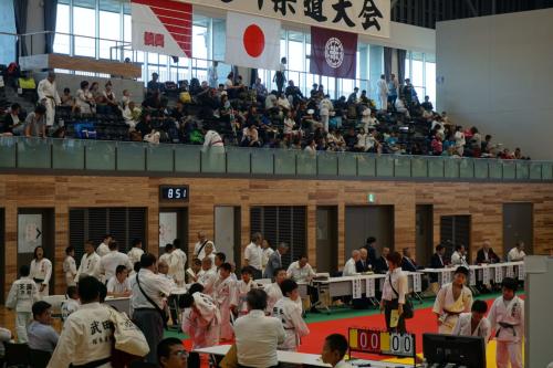 2018 九州柔道大会_b0172494_17302427.jpg
