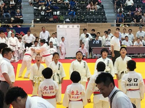 2018 九州柔道大会_b0172494_17404131.jpg