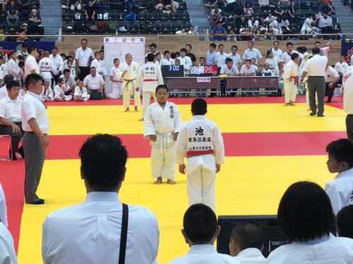 2018 九州柔道大会_b0172494_17460008.jpg