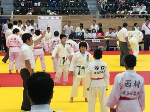 2018 九州柔道大会_b0172494_17575043.jpg