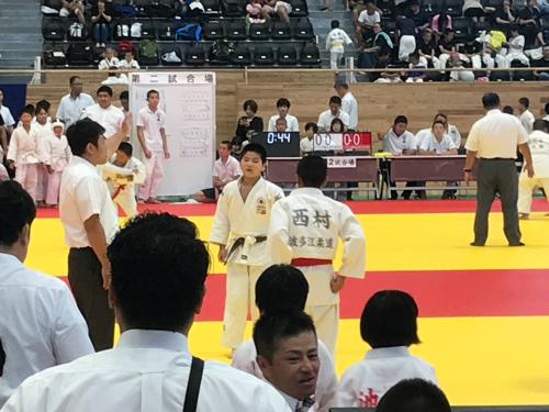 2018 九州柔道大会_b0172494_17575964.jpg
