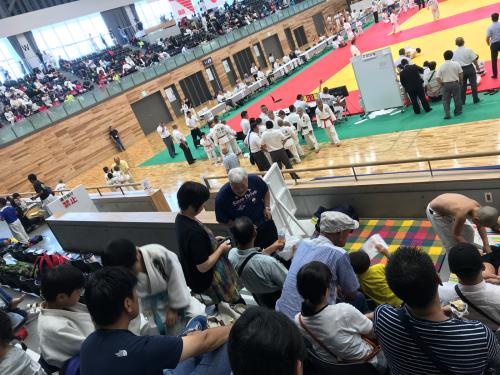 2018 九州柔道大会_b0172494_18112520.jpg